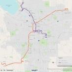 SMART1 BRT Lines