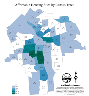 Affordable Housing Sites