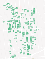 All multifamily housing that currently exists in tract 45